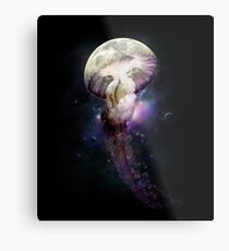Cosmic Anomaly Metal Print