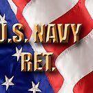 U.S. NAVY VET by George Robinson