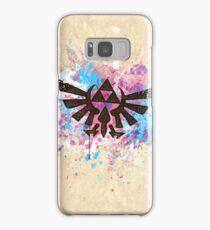 Triforce Emblem Splash Samsung Galaxy Case/Skin