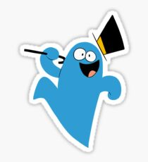 Bloo Sticker