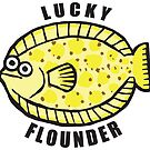 Lucky Flounder by fishcakes