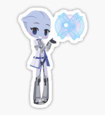 Mass Effect - Liara Sticker