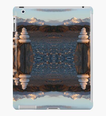 Rocks and Wood iPad Case/Skin