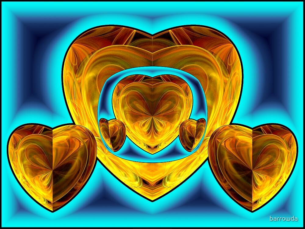 Loonie #2:  The Heart is a Loonie Hunter  (UF0784) by barrowda