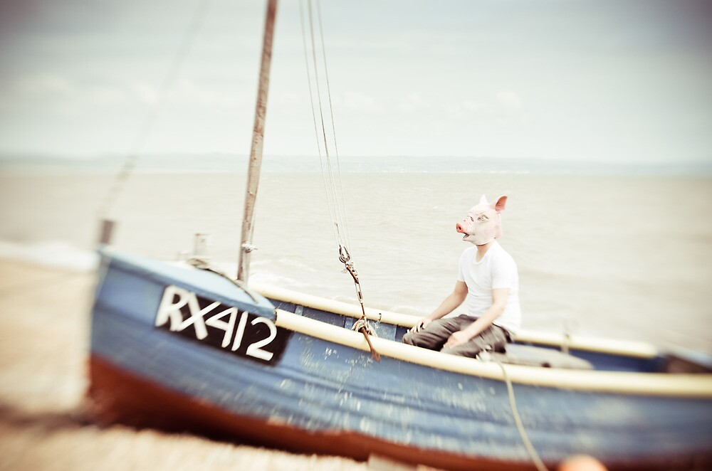 Sailing Days  by Josephine Pugh