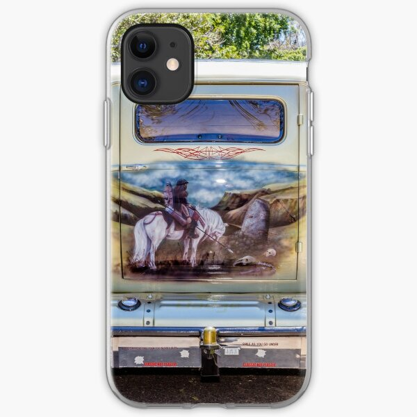 DODGE 11 iPhone Soft Case