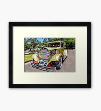 DODGE 12 Framed Print