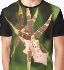 Spider Orchid Graphic T-Shirt