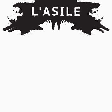 L'asile Logo by maglucas