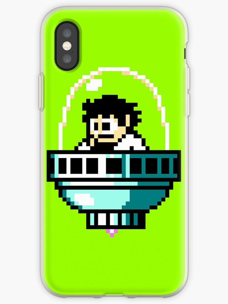 Dr. Zilog iPhone Case by Pixel Glitch
