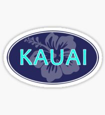 KAUAI - HAWAII Sticker