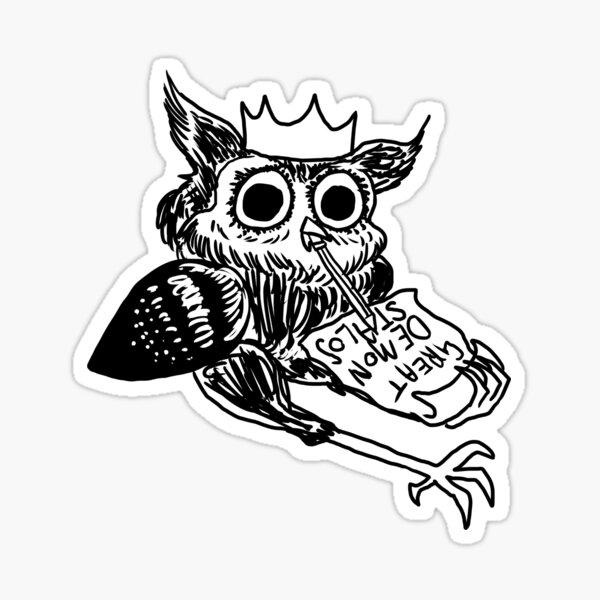 GREAT DEMON STOLAS Sticker