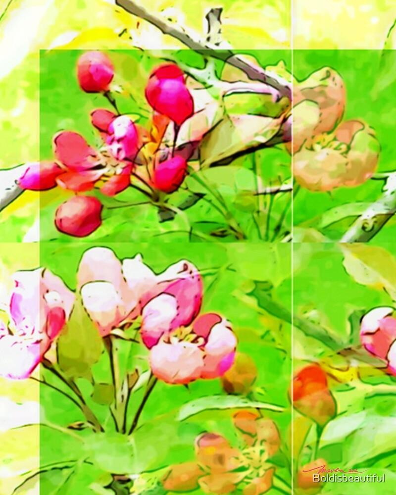 Spring is Dancing by Boldisbeautiful