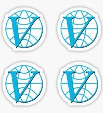 Venture Industries small stickers Sticker