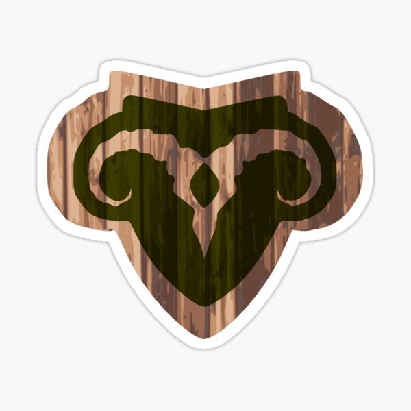 Markarth Hold Shield Sticker