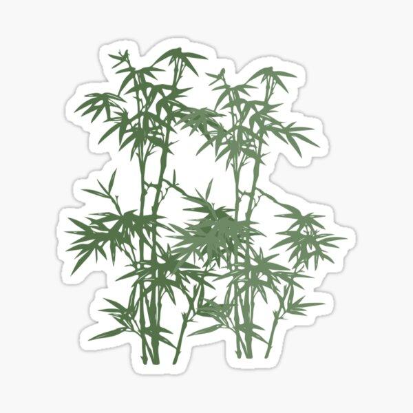 Simply Bamboo Sticker