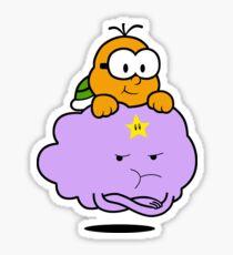 Lakitu Space Princess Sticker