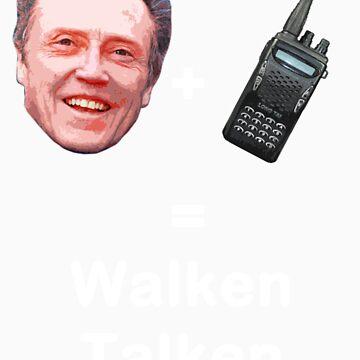 Walken Talken by MrJamma