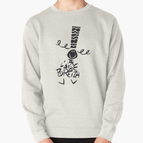 À l'aise Breizh - Logo Bretagne Pullover Sweatshirt