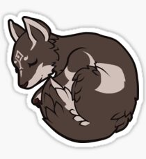 Twilight Princess Wolf!Link Sticker