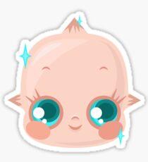 Lucky Magic Baby Sticker