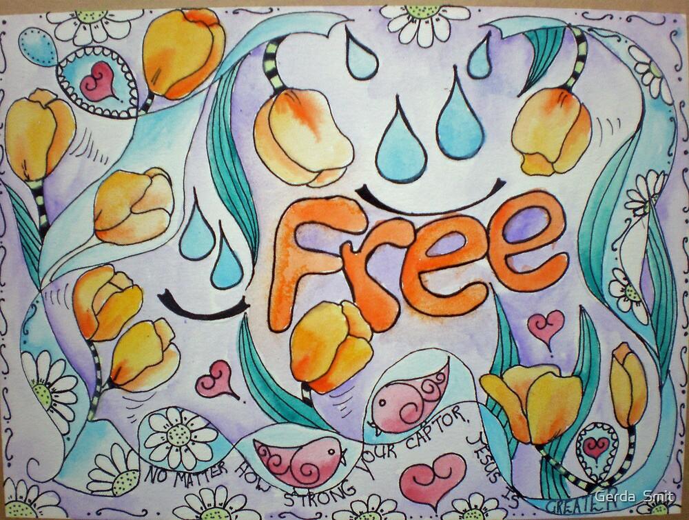 free by Gerda  Smit