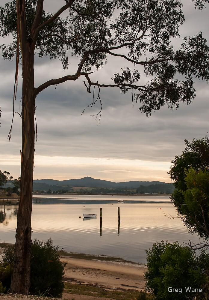 St George's Bay by Greg  Wane