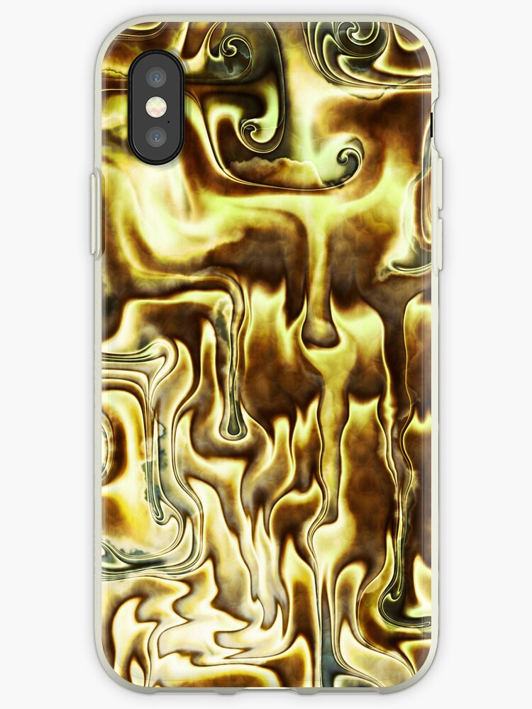 Caveman's dream ~ iphone case by Fiery-Fire