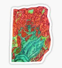 Ganja Guardians #5:OG {Real} Sticker