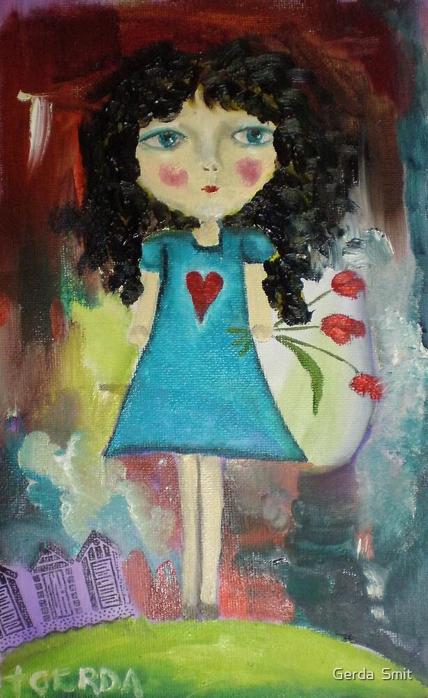 Girl by Gerda  Smit