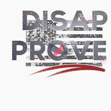 Disapprove Typo Patriot by Disapprove