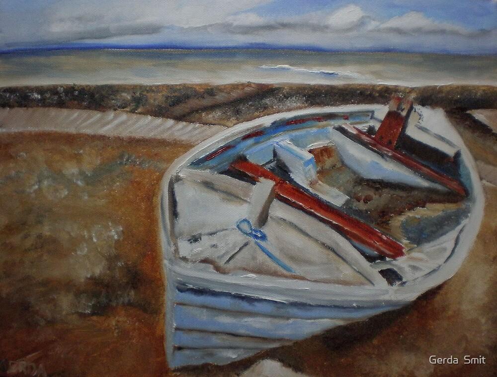 Boat by Gerda  Smit