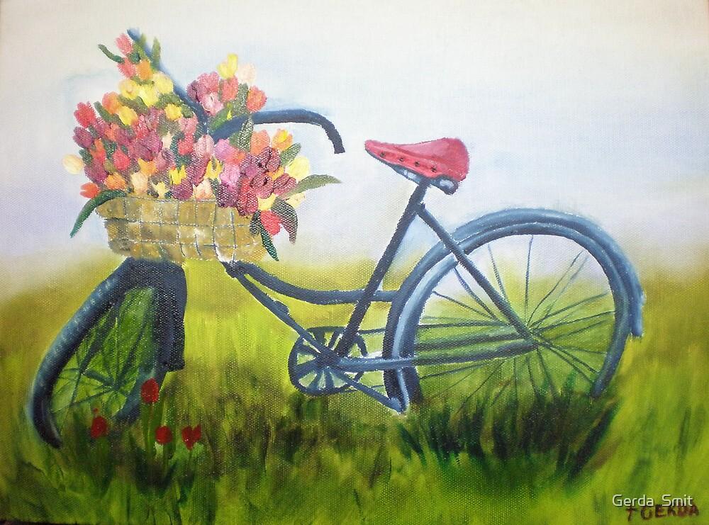 Bike by Gerda  Smit