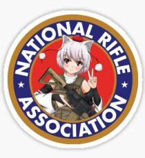 NRA Momiji Sticker Sticker