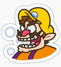 Wario: Live and Reloaded Sticker