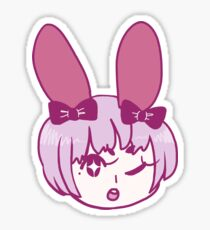 Nitori bunny Sticker