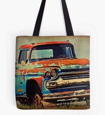 Grandpa's Ride Tote Bag
