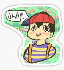 ness Sticker