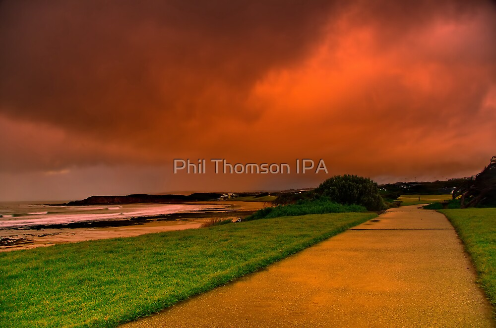 """Storm Path"" by Phil Thomson IPA"