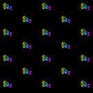 Rainbow Bird by Thur