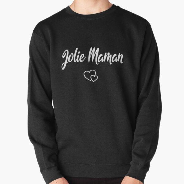 Jolie Maman Pullover Sweatshirt