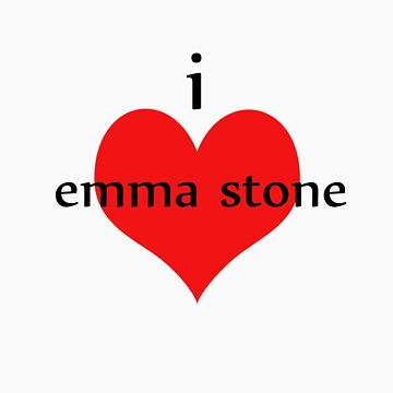 I love Emma Stone by buffysummers