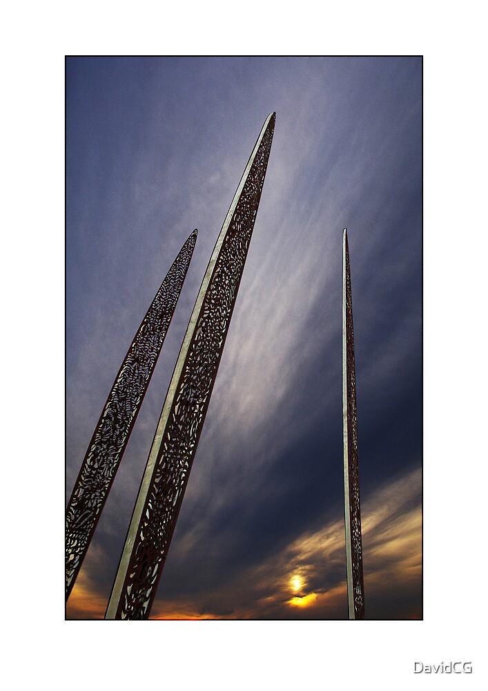 Reach for the Sky by DavidCG