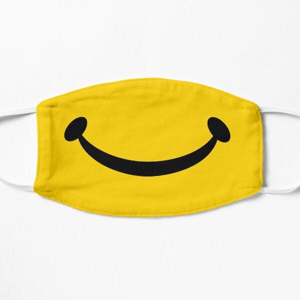Just smile Flat Mask