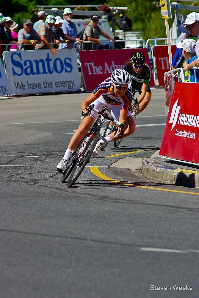 Amanda Spratt, Tour Down Under 2012, Down Under Classic by Steven Weeks