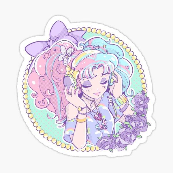 Fairy Kei Sticker