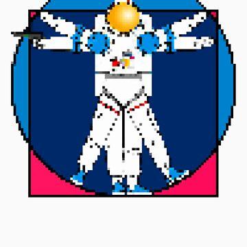 Policenauts - Pixel Glitch by p13t3rm