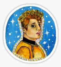 Chekov Sticker