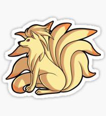 Ninetales Sticker