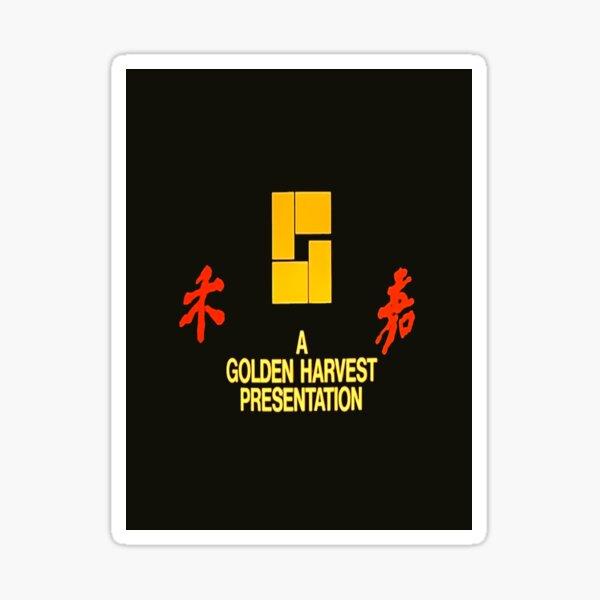 GOLDEN HARVEST STICKER Sticker